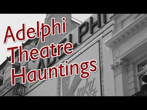 The Ghost Of The Adelphi Theatre, The Strand, London