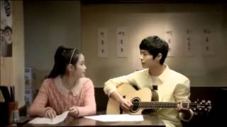 Bogum (박보검)  with IU - Nongshim Slurp Noodles CF