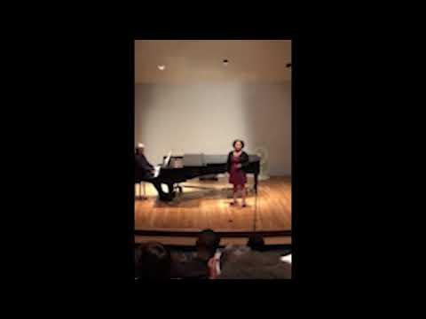 Denaye Bolden | Soprano Were You There Arr. Jacqueline Hairston