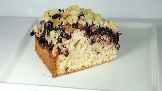 Ciasto drożdżowe z kruszonką | Natalia w Kuchni