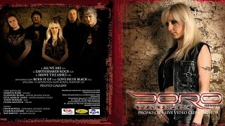 DORO & WARLOCK REVIVAL - Above The Ashes (studio 2008)