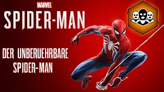 Trophäe Der unberührbare Spider-Man
