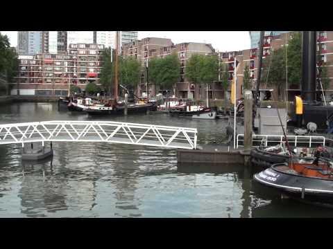 Современный Роттердам (Modern Architecture in Rotterdam)
