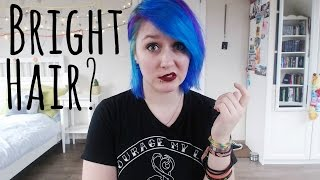 Pros & Cons Of Having Bright Hair