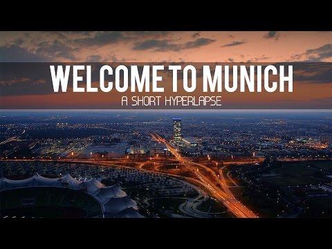 Münih Şehir Turu