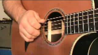 Ballad of Jed Clampett played on Guitar