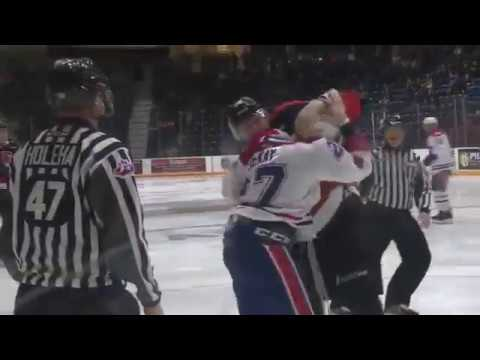 Dalton Gally vs. Riley McKay