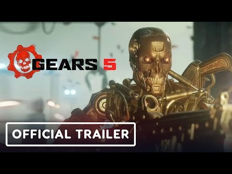 Gears 5 - Terminator Dark Fate Character Packs Official Trailer