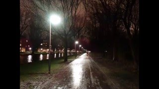 Bos en Lommer Amsterdam West by Night