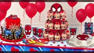 Ideas Para Una Fiesta De Spiderman