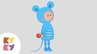 КУКУТИКИ - 2Сборник -Весёлые короткие мультики для малышей