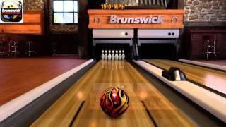 Brunswick Pro Bowling Perfect Game
