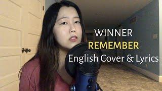 WINNER (위너) - 'Remember' English Cover + Lyrics - YouTube