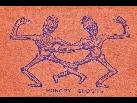 Hungry Ghosts - Hungry Ghosts [Full EP]