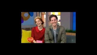 Emma Watkins & Lachy Gillespie - Morning Show, 2015