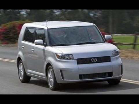 2008 Scion xB Road Test Review