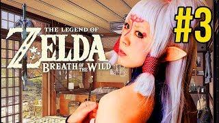 LIVE STREAM GAME HAY NHẤT THẾ GIỚI - ZELDA BREATH OF THE WILD - BEST GAME ĐÊM KHUYA !!!