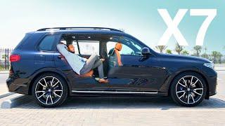 أكبر، أضخم، وأفخم بي ام دبليو في التاريخ BMW X7 M50i