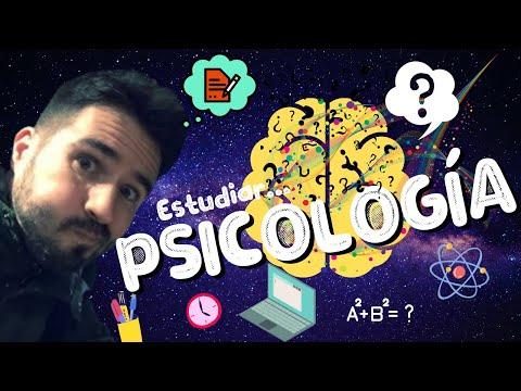 ¿Estudiar Psicología? #Vlog 2