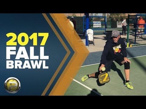 Fall Brawl 2017 - Fun Tournament Highlights with Slow Motion