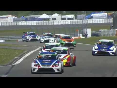 2014 SEAT Leon Eurocup Nürburgring Circuit Race