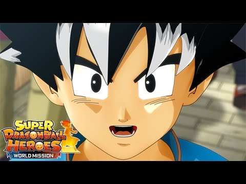 SUPER Dragon Ball Heroes: World Mission - Game Mode Trailer (2019)