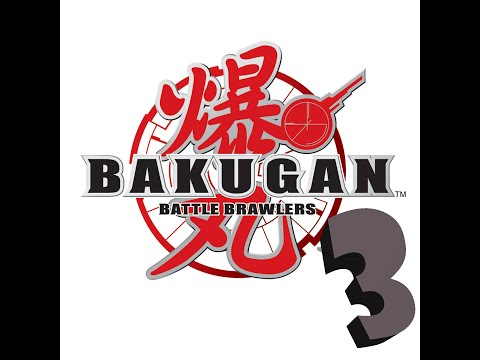 Off the stage and back again |Bakugan Battle Brawlers Episode 3|
