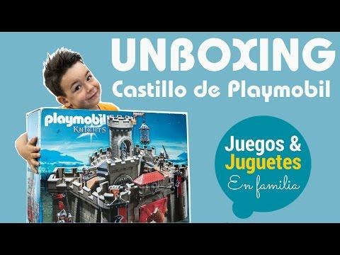 CASTILLO DE PLAYMOVIL KNIGHTS // Juguetes para niños