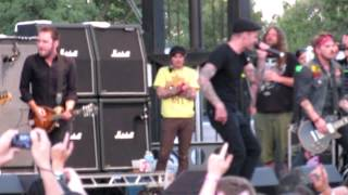Dropkick Murphys @ Riot Fest - Which Side Are You On