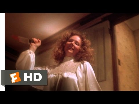 Carrie (12/12) Movie CLIP - Carrie's Mom (1976) HD
