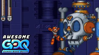Mega Man 7 by PJ in 49:40 - AGDQ2020