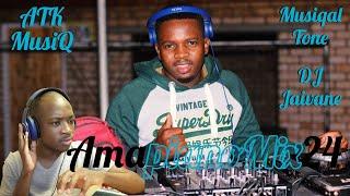 Pvt School Amapiano Mix | DJ Jaivane, Muziqal Tone, Mphow69, ATK MusiQ | Shukumisa, Jaivane Simnandi