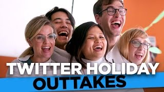 Every Day is a Holiday on Twitter OUTTAKES