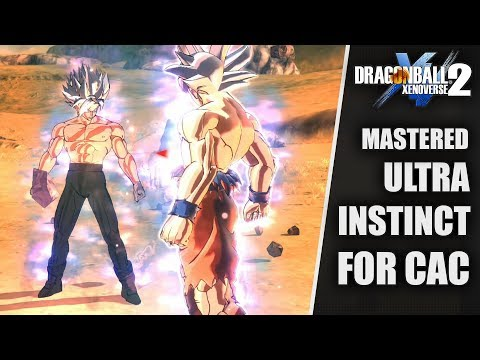 How to Install Custom Hairs (Hairstyles) for Cac | Dragonball
