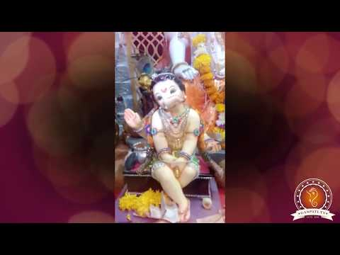 Bhavesh Patel Home Ganpati Decoration Video