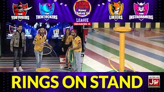 Rings On Stand   Game Show Aisay Chalay Ga League Season 4   Danish Taimoor Show   TikTok