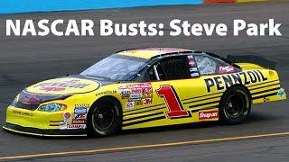 NASCAR Busts: Steve Park
