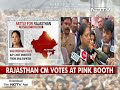 Election Panel Should Act: Vasundhara Raje On Sharad Yadavs Body-Shaming  - 01:54 min - News - Video
