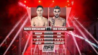 MIX FIGHT - HAMZA BOUSSALHAM vs ERIK ESPARZA