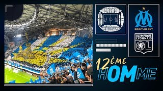 OM 2-1 Lyon   The victory from the stand 🔥