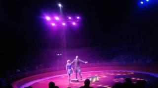 Цирк Кобзов Италия часть 1