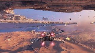 Battle of Jakku (No HUD Immersion) - Star Wars Battlefront 2