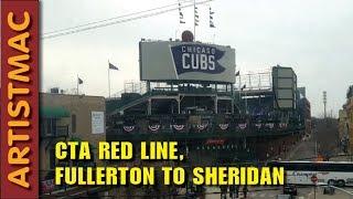 CTA Red Line, Fullerton to Sheridan