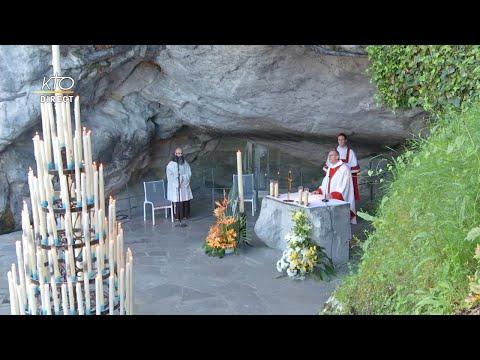 Messe du 4 mai 2020 à Lourdes