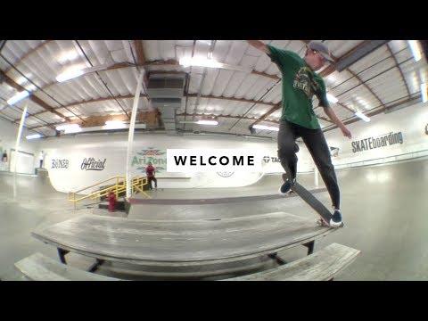 TWS Park: Welcome - TransWorld SKATEboarding