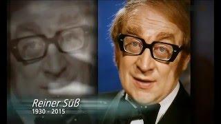 Erinnerungen an den Entertainer Reiner Süß 2015