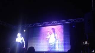 MJ Alexander performing 'Human Nature' by Michael Jackson