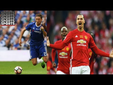 Zlatan to Atletico? Matic to have Man United Medical