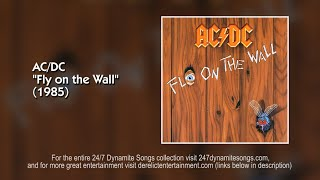 AC/DC - Hell or High Water [Track 8 from Fly on the Wall] (1985)