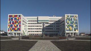 Ставрополь готовится к открытию новой поликлиники